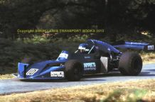 MARCH 74B. Martyn Griffeths. Loton Park Hillclimb 1976